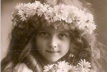 Дети ретро - Ancient photos of children