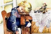 Дети в живописи. Children in painting