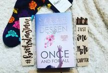 Sarah Dessen Reigns Here / Sarah Dessen is the queen of contemporary.