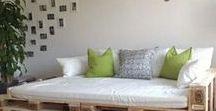 zuhause wohlfühlen / Inspiration | nachhaltige Deko, Einrichtung und Heimtextilien für dein Zuhause