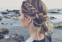 Hair and Beauty / by Rileigh Gunn