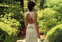 Blanca va la novia / Inspiración para encontrar el vestido de tu boda. Y que viva la novia!!!