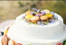 Delicious wedding cakes / Cake and desserts inspiration for your wedding day.