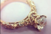Antique and vintage engagement rings / Inspiration for your engagement ring.