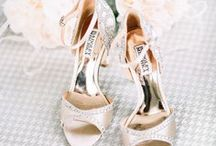 Bridal style / Everything weddings. Inspiration for your big day..garters, shoes, hair & make-up, invitations..