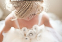 Young & chic / Flower girls, ring bearers inspiration & fashion for kids.