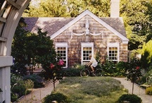 Country homes / Beautiful houses & gardens inspiration.