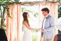Summer Wedding | Zomer Bruiloft Inspiratie / www.roxandsan.com