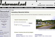 Obits, Cemetery & Burial Records - genealogy research / Cemetery & Burial Records