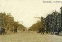 LA BARCELONA d'ABANS / Fotos antigues dels carrers de la meva ciutat.