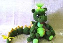 Crochet Amigurumi / by Suzanne Herman-Feole