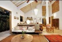 Villa 007 / Villa 007 Villa 2 bedrooms + single room in Batubelig  near the beach