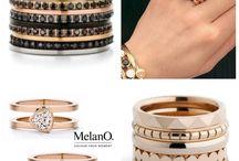 MELANO jewelry / Het sieradenmerk met de vele wisselsystemen in prachtige kleuren...