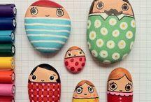 Portfolio: Δημιουργώ! / Δημιουργικές ιδέες για να φτιάξετε μαζι με τα παιδιά όμορφες χειροτεχνίες! www.nannuka.gr