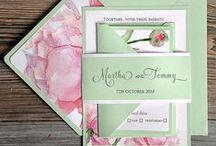 Wedding · Partecipazioni