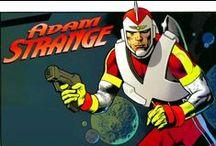 ★ Adam Strange