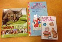Syksyn 2014 kirjoja / Syksyllä kirjastoon saapuneita uutuuskirjoja
