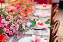 Wedding | Centerpieces + Floral Decor / wedding centerpiece inspiration for the fine art bride