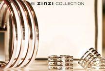 MART VISSER sieraden / Deze succesvolle Nederlandse couturier heeft in samenwerking met Zinzi sieraden een prachtig nieuw sieradenmerk gelanceerd...