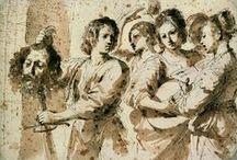 Giovanni Francesco Barbieri Guercino / Art / by Oleg Frolov