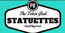 :: statuettes :: / I have a passion for comic book / fictional characters and enjoy collecting the various statues that are produced. Favourite are the Sideshow collectibles and Hot Toys.