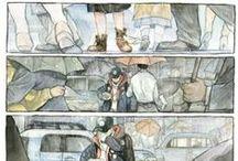 comics moodboard