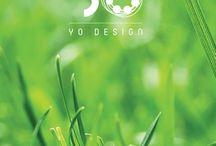 YO design sieraden / Fraaie design sieraden van edelstaal met zilver...