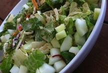Salads / by Vegan Radiance