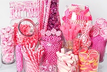 Pink Candy Buffets / by Candy Buffet Business