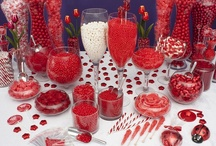 Red Candy Buffets / by Candy Buffet Business