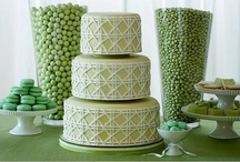 Green Candy Buffets / by Candy Buffet Business
