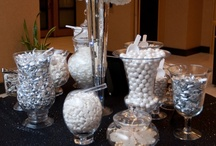 Silver Candy Buffets / by Candy Buffet Business
