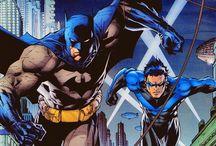 Batman / by Marie Schmidt