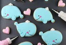 Cookies / Galletas decoradas