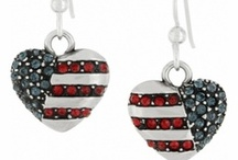 Patriotic & Proud / We <3 the USA! See something you like? Give us a call (714)996-3505 All products are available at our boutique! We ship!