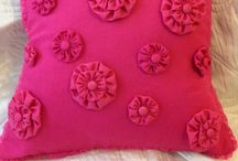 Cushions / by Claire White