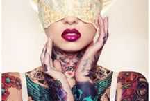 Skin & Tattoos / by Sheenica Smiley