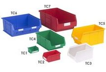 Plastic Containers/Storage