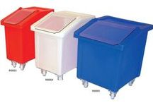 Plastic Tanks and Food Bins