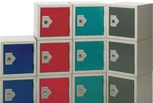 Cube Lockers & Small Lockers