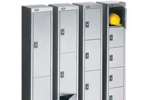 Mesh and Stainless Steel Lockers