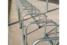 Cycle Racks / Ensure your favourite two-wheeled modes of transport stay where you leave them with this selection of cycle racks and stands. Mototorbike locks and vehicle carriers complete this collection of bicycle security equipment.