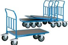 Cash and Carry Trolleys / Traditional supermarket trolleys, cash and carry trolleys and those handy trolleys often seen hanging around popular DIY stores.