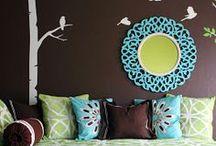 Home design ideas / Interior design ideas that I like and find inspiring