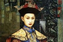 CHINESE PORTRAIT / Painting -Photography-