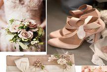 Inspiração - My wedding! / Idéias para o meu casamento
