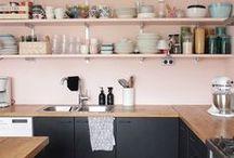 Kitchen <3 / New kitchen ideas, DIY, design etc.