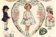 Vintage Paper Dolls / by Judi Smith