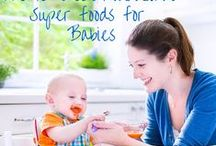 Baby Feeding Information and Tips / Tips, facts and information about introducing your baby to solid food