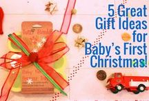 Christmas / Ideas for a fun christmas with your baby or toddler